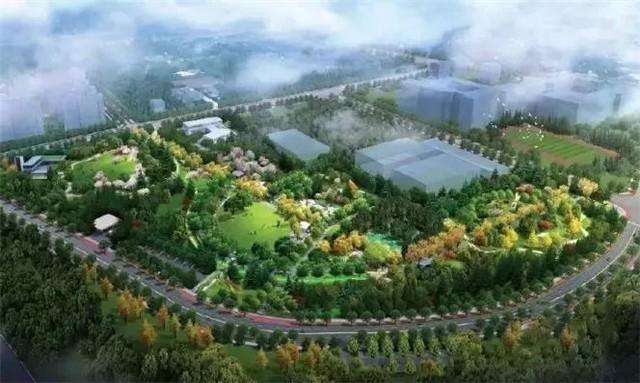 2019年,西安将新增9个公园 65座广场 600万平米绿地