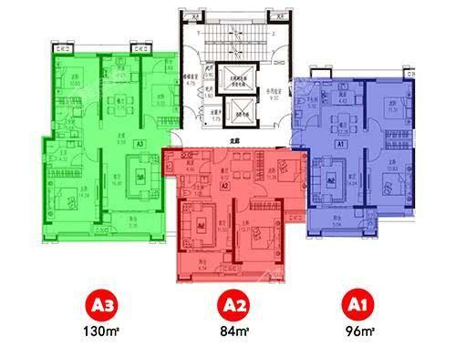 4号楼户型图A1-A3.jpg