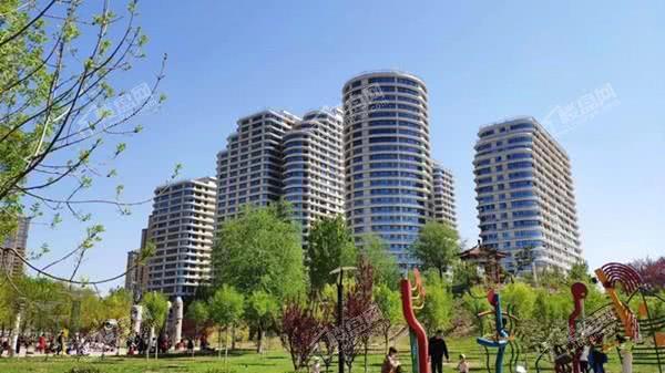 任丘万达广场总规模超30万平米,商场公寓商业街都有