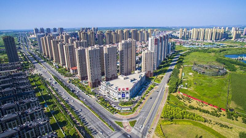 碧桂园太阳城项目整体园区实景图