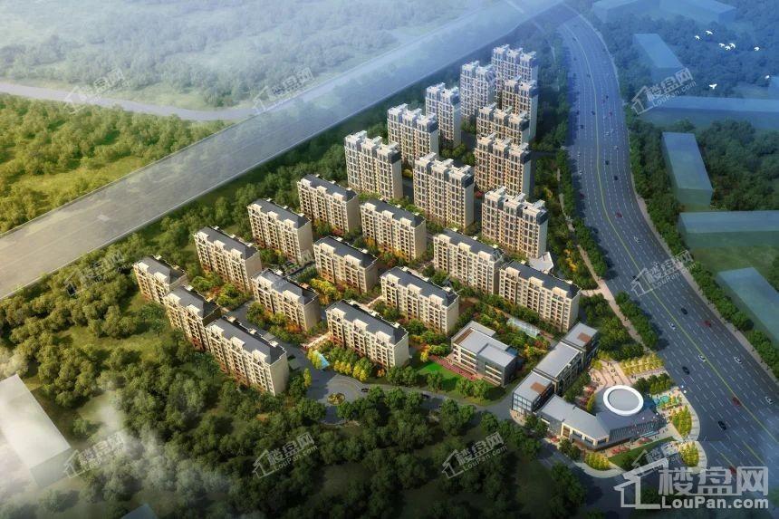 中国铁建山语城效果图