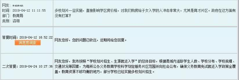 扬州学区划分