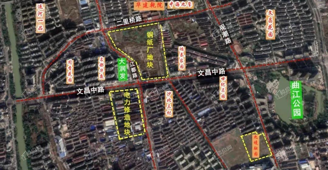 扬州铜版纸厂地块
