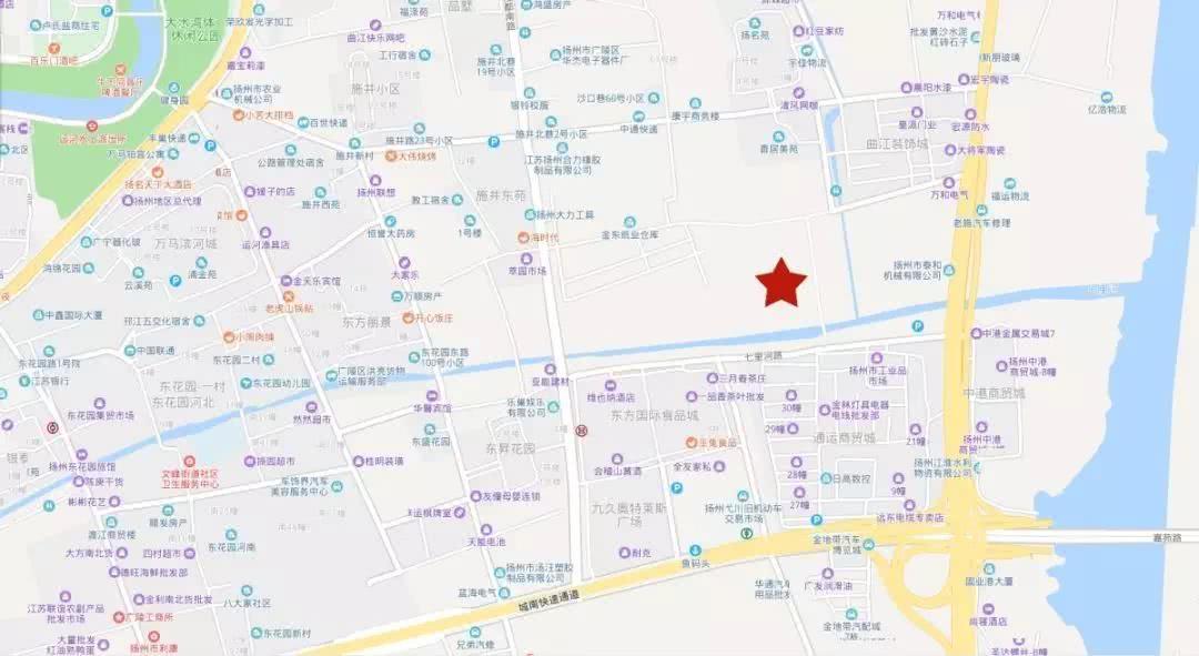 扬州gz113地块