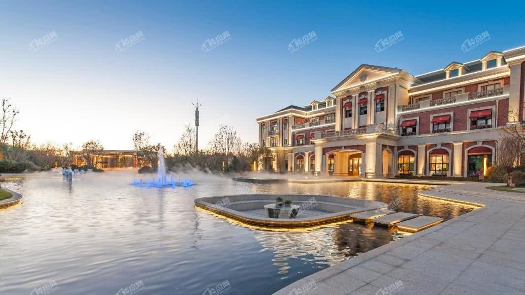 孔雀城·新京学府项目实景图