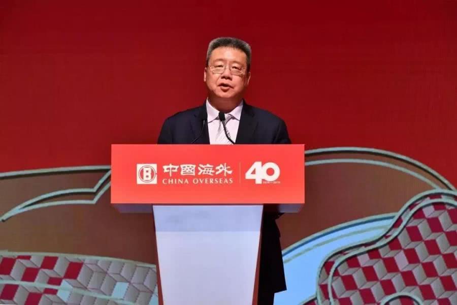 中国建筑集团有限公司党组副书记郑学选致辞