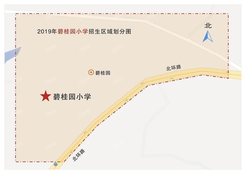 怀化碧桂园小学招生区域