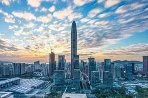 中国地产实景图
