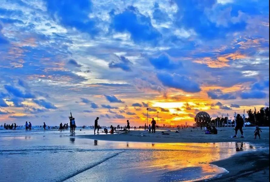 荣和银滩蓝湾——荣和集团带给北海的见面礼,即将为您揭晓_北海楼盘网