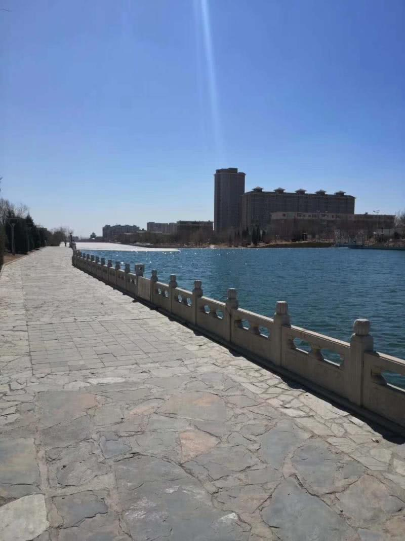 东河槽景观河