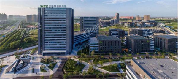 沈阳国际软件园实景图