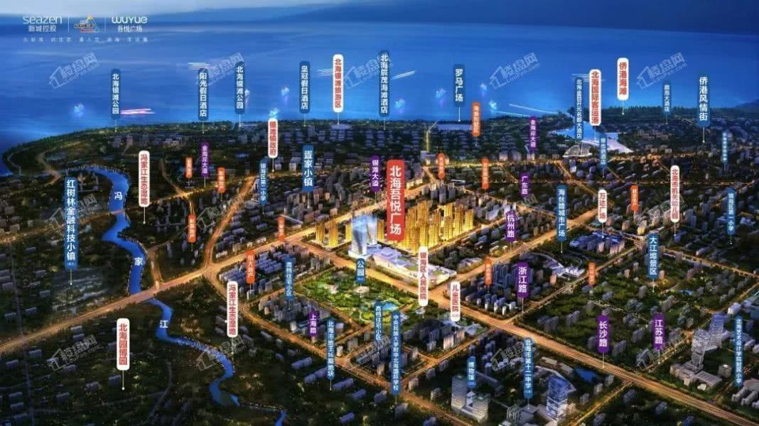 2019年北海国庆旅游接待超185万人次,明年他们将会来这里……-北海楼盘网