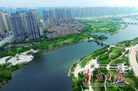 惠州在治水的同时,要同步实现岸绿景美