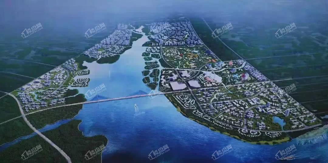 """""""头号文旅""""银基项目1.3亿再拿北海百亩商服用地!北海2019年第28期地块成交-北海楼盘网"""
