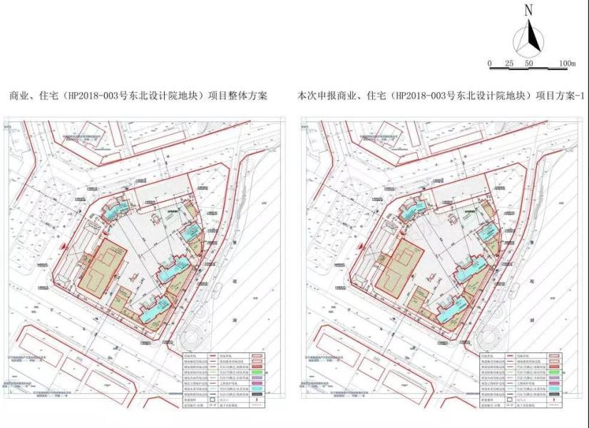 华润瑞府项目公示图