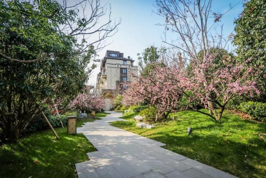 升龙桃花园著项目环境怎么样?升龙桃花园著自然景观规划