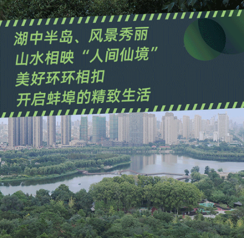 蚌埠张公山公园