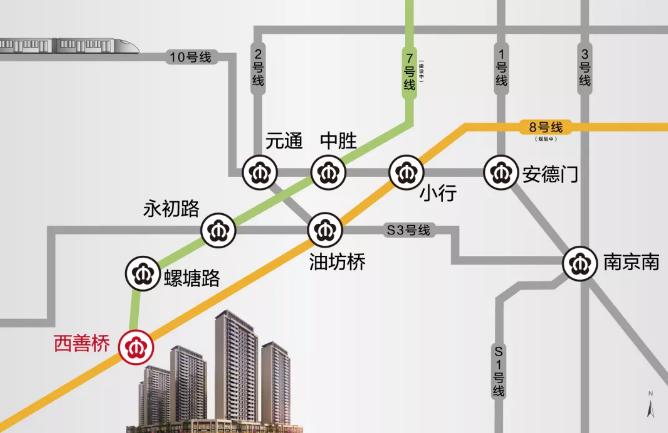 南京和峰南岸为什么受欢迎?南京和峰南岸优势
