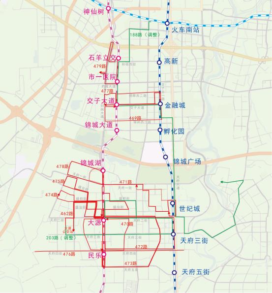 地铁,公交