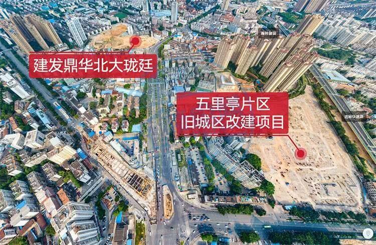 南宁自贸区规划图