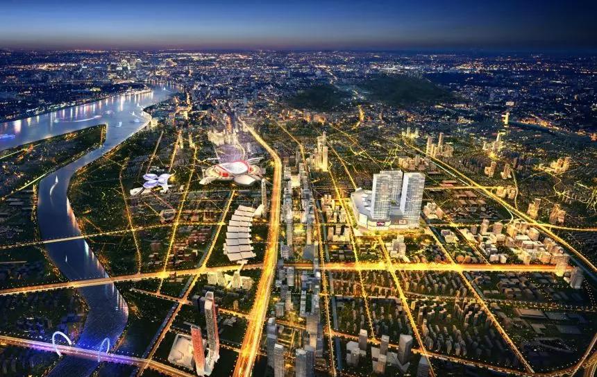 南京河西龙湖时代上城-首付10万起即可入驻河西CBD