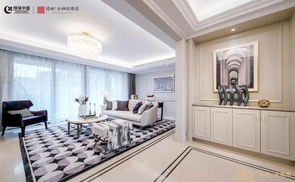 南京绿城云栖玫瑰园户型设计怎么样?南京绿城云栖玫瑰园样板间欣赏