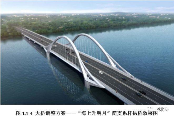 好消息!停工两年的北海冯家江大桥复工建设啦!-北海楼盘网